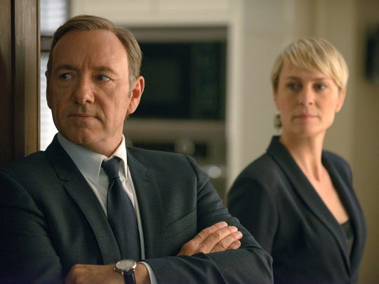 "The third season of ""House of Cards"" lands on Netflix"