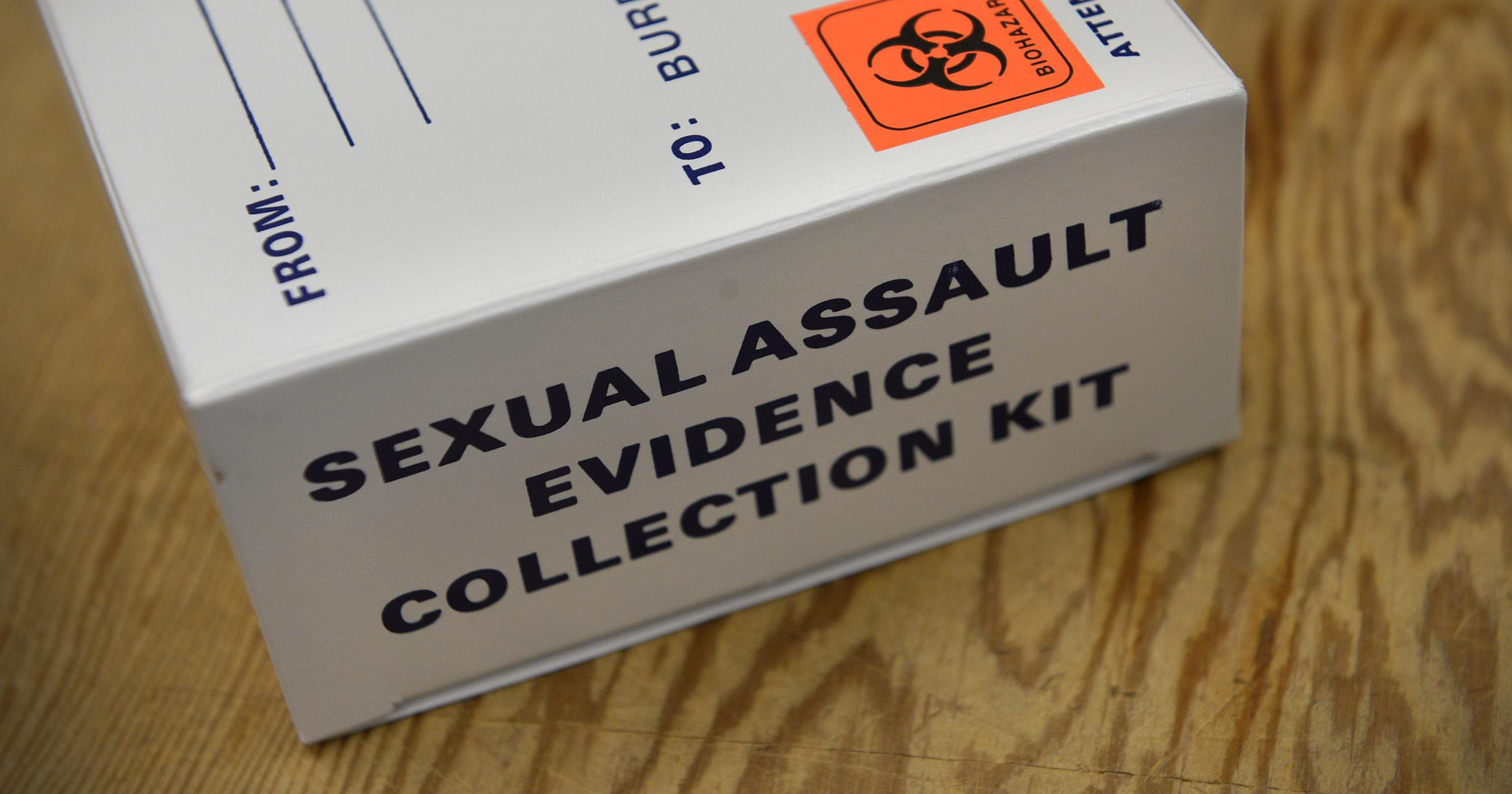 Image result for rape kit