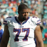 Should the Bills use Cordy Glenn as a trade asset to move up in NFL draft?