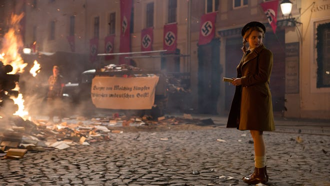 The Book Thief': A child's view of Nazi Germany