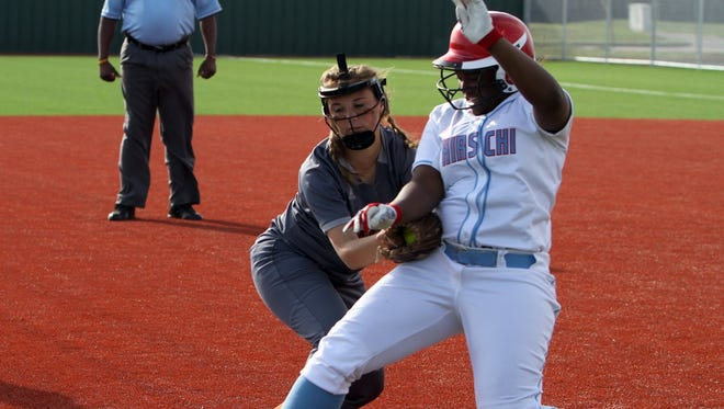 Hirschi and Graham face off Tuesday at the Optimist Softball Fields.