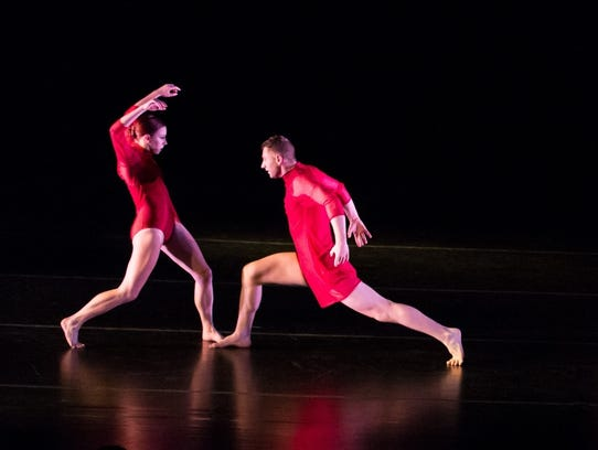 """Surge"" and ""ARC,"" new works from Eisenhower Dance,"