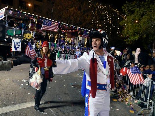 Pensacola Christmas Parade 18
