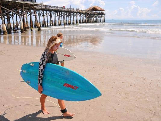 NKF Rich Salick Pro-Am Surf Festival