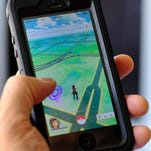 Just days after being made available in the U.S., the mobile game Pokemon Go has jumped to become the top-grossing app in the App Store. And players have reported wiping out in a variety of ways as they wander the real world, eyes glued to their smartphone screens, in search of digital monsters.