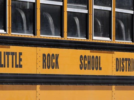 AP LITTLE ROCK SCHOOLS A FILE USA AR