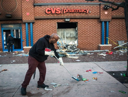 baltimore cvs