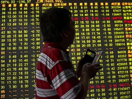 AP CHINA FINANCIAL MARKETS F I CHN