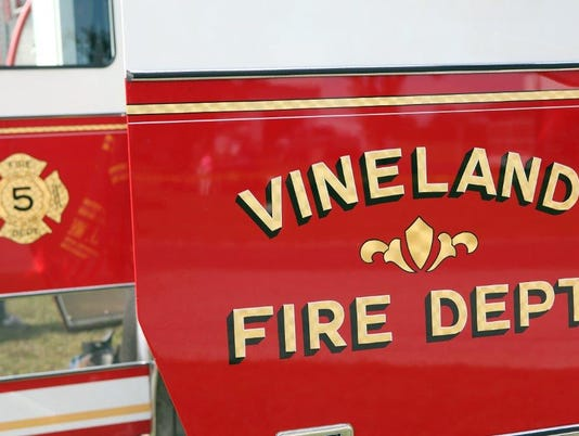 Vineland Fire Calls