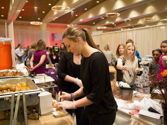 At past La Femme expos, the aim has been for local businesses to develop customers while providing an informative and enriching day for guests.
