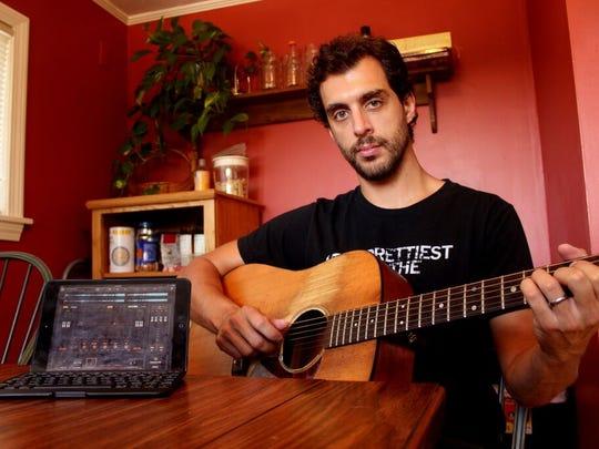After his laptop was destroyed in 2014, Dan Tedesco