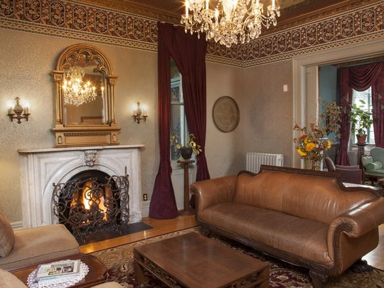 Many of the bed & breakfast locations have luxurious interiors that will put you at ease.
