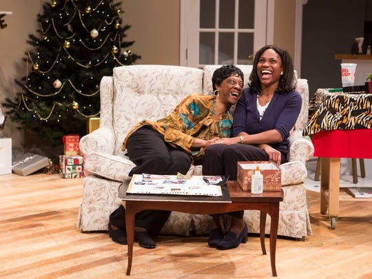 """Actress Chantal Jean-Pierre recently appeared in last season's production of """"Repairing a Nation"""" at the Crossroads Theatre Company in New Brunswick. Jean-Pierre, along with playwright Nikkole Salter, represented Crossroads during the week-long project, """"Every 28 Hours,"""" that explored black lives in America."""