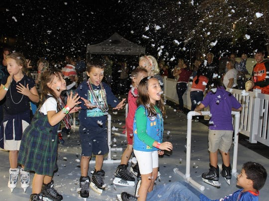 Ava Maria has its Celebration of Lights on Dec. 4.