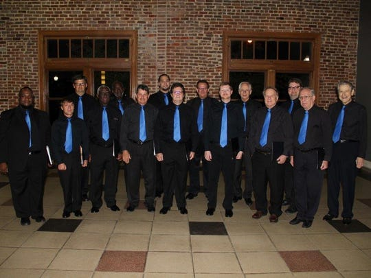 The Metro Male Chorus will be part of a Community Holiday