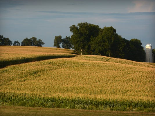 Lebanon County Farmland