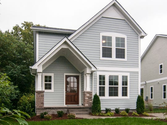 Drees Homes has sold two homes on Electric Avenue,