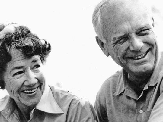 Charles and Anne Morrow Lindbergh's lives were forever