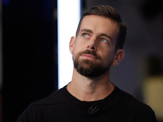 Square CEO Jack Dorsey, who also is CEO of Twitter,