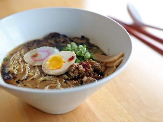 OTTO Izakaya will feature a range of Asian fusion small plates as well as other more traditional items like homemade ramen.