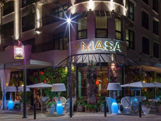 Masa in Naples is hosting a Cinco de Mayo party on the lawn at the Mercato on Thursday.