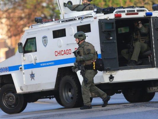 AP CHICAGO SHOOTING A USA IL