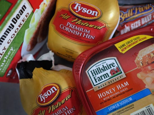 Tyson Foods is one of the plaintiffs in a case alleging collusion between the nation's top poultry processors.