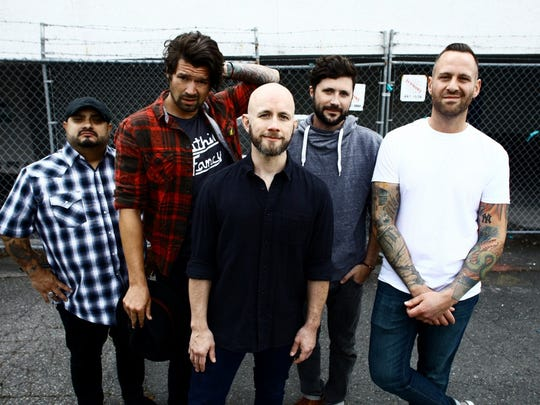 Taking Back Sunday returns to Des Moines to perform at Wooly's on Sept. 22.