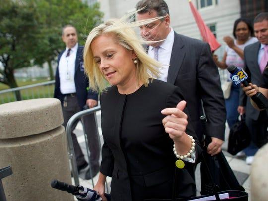 Bridget Anne Kelly, former deputy chief of staff to
