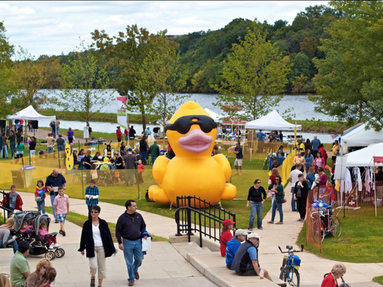 The 36th annual Raritan River Festival returns on Sept. 25 to Boyd Park in New Brunswick.