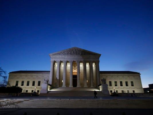 AP OBAMA SUPREME COURT A FILE USA DC