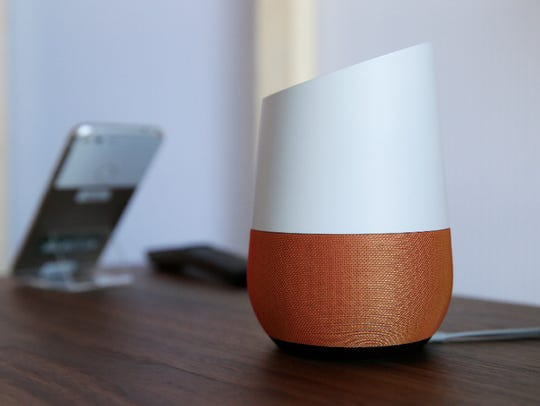 Google Home is a new rival to Amazon Echo, both of