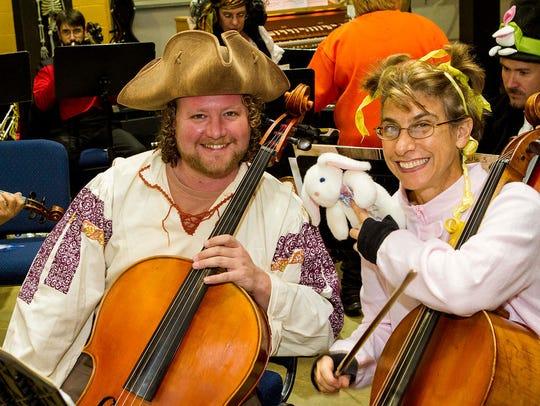 Michigan Philharmonic will perform a Phright Night