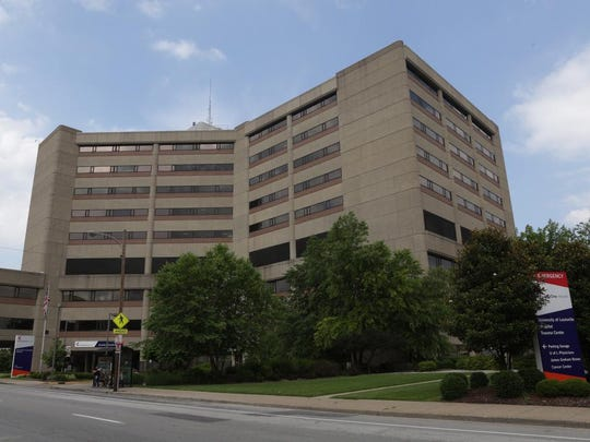 University of Louisville Hospital | Fall 2016: D; Spring 2016: D; Fall 2015: C