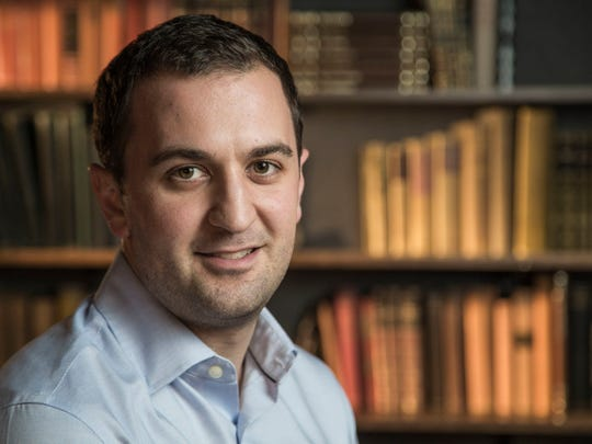 John Zimmer co-founded Lyft in 2012, an outgrowth of