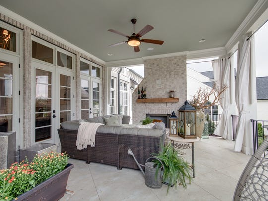 At Celebration Homes, outdoor spaces are becoming the
