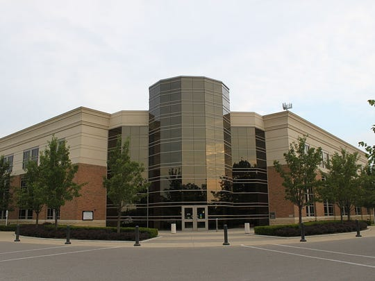 Canton Township governmental offices.