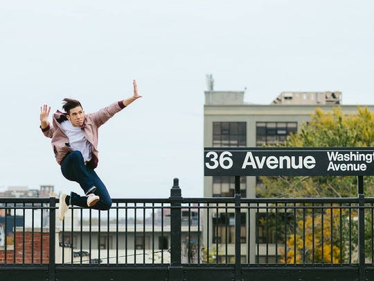 """Jon Rua is leaping to new heights with his own film about dance in New York City titled """"LoveFound."""""""