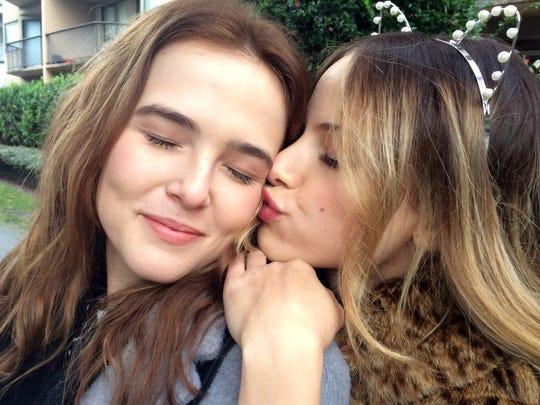 "Zoey Deutch and Halston Sage star in ""Before I FAll"