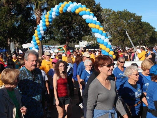 Nearly 1,000 people are expected to take part in the ninth annual WINK News Feeds Families Hunger Walk.