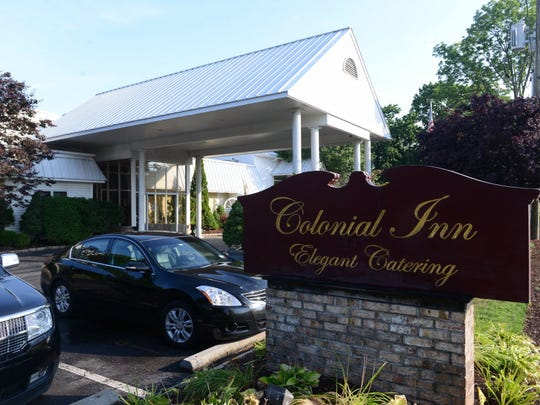 The Colonial Inn has been knocked down to make way for senior assisted living.