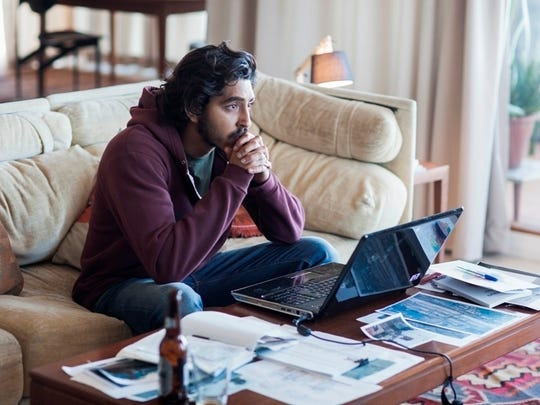 "Dev Patel appears in a scene from ""Lion."" The film"