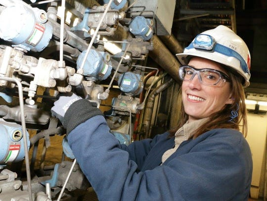 Energy companies offer stimulating and challenging