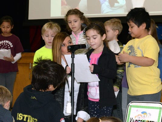 Black History Month at Orchard School