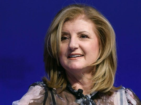 Arianna Huffington is advising Uber CEO Travis Kalanick