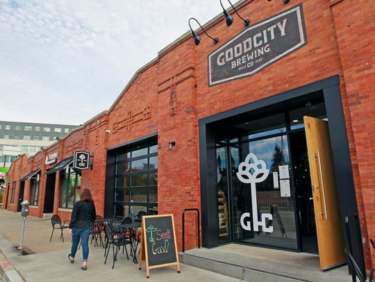 Good City Brewing Co., 2108 N. Farwell Ave., complements good beer with good food.