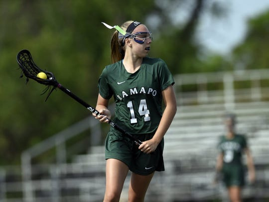 Ramapo's Taylor Pani is back after scoring 49 goals last season.