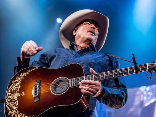 Country Music Hall of Famer Alan Jackson is coming to Fiserv Forum Sept. 12.