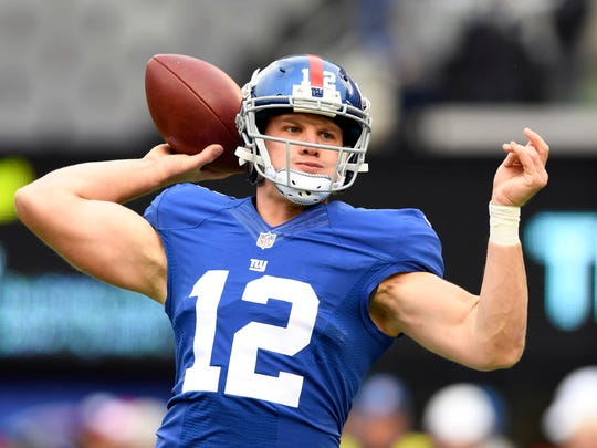 Quarterback Ryan Nassib is one of three at the position drafted by the Giants since Eli Manning was acquired in 2004.