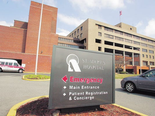 St. Mary's Hospital layoffs